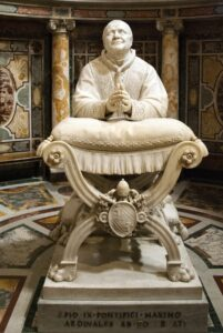 pope_statue_church_catholic_prayer_pius_from_religion-709950